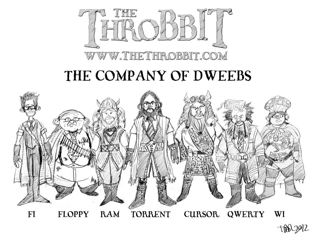 dweeb-company-bw