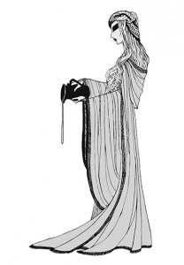 Galadriel by Hogan McLaughlin
