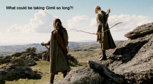 taking-gimli-too-long