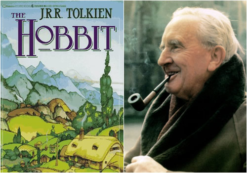 a review of the hobbit by jrr tolkien Pages unbound | book reviews & discussions menu  the hobbit by j r r tolkien  review: sometimes the hobbit.