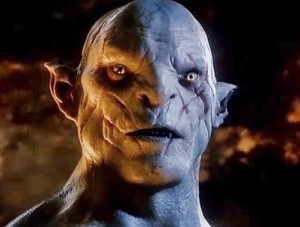 Azog the Defiler Necromancer Hobbit Desolation Of Smaug