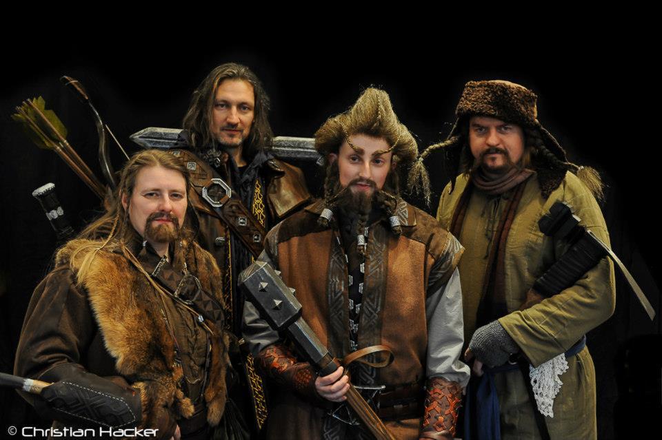 HobbitCon cosplay 2