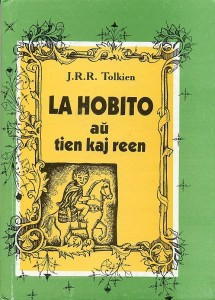 Espereanto Hobbit cover