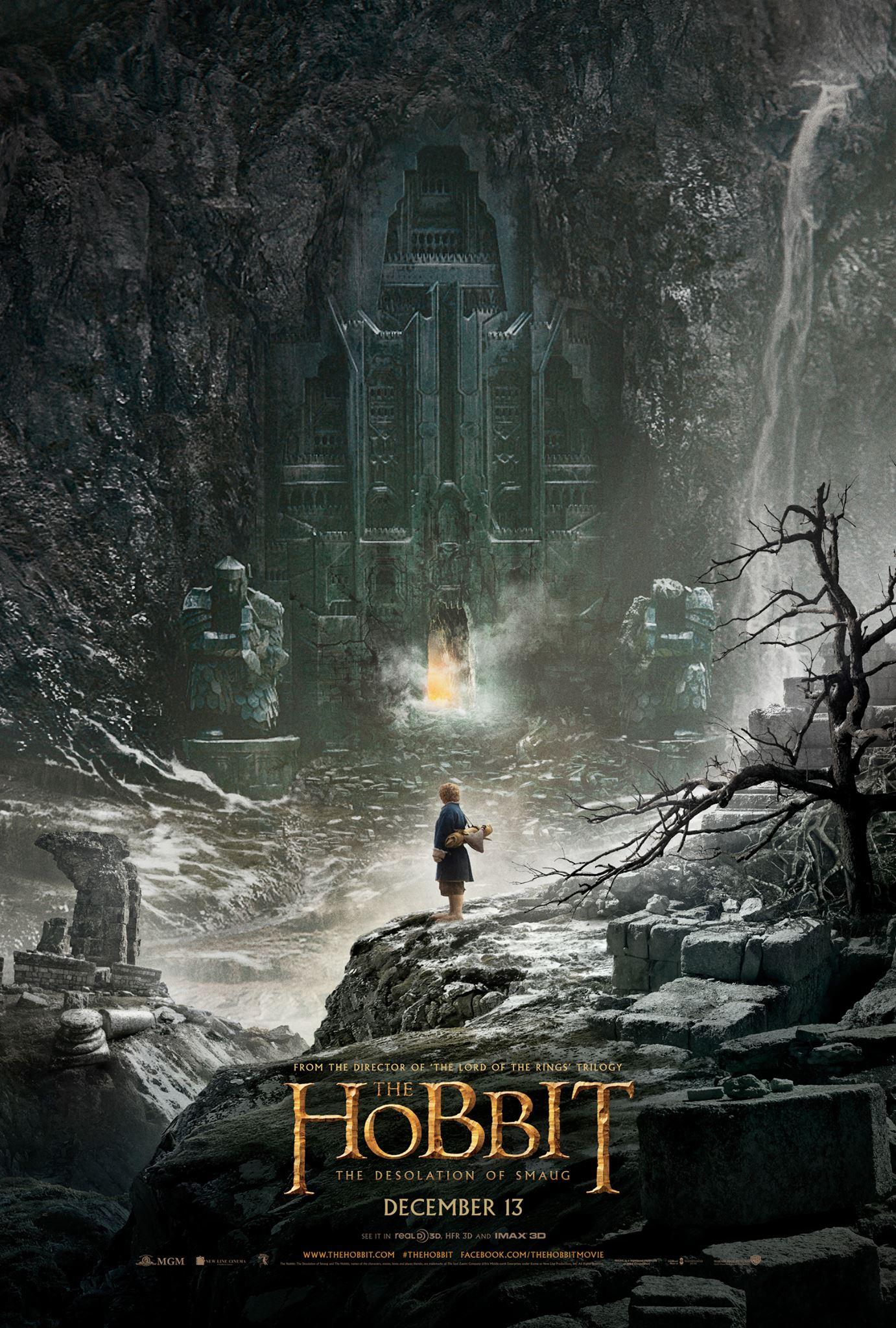 desolation of smaug poster