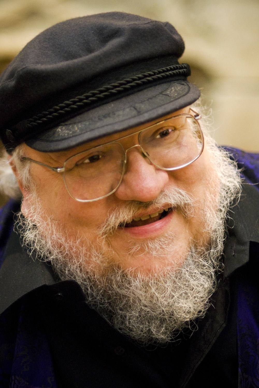 Any Texas residents who live near the A&M University may want mark February 27th on their calendar – particularly those of you who are fans of author George ... - smGeorge-RR-Martin-credit-Karolina-Webb
