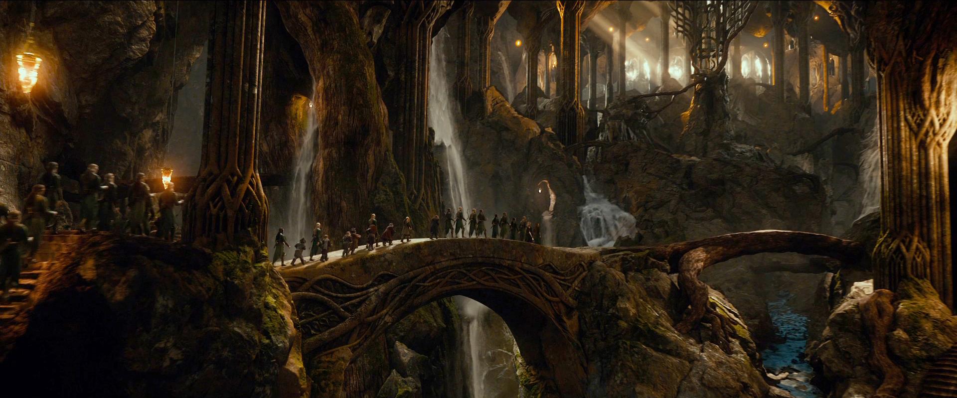 The Hobbit Trailer Analysis  The Desolation of Smaug  Hobbit