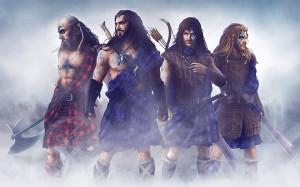 Celtic Dwarves