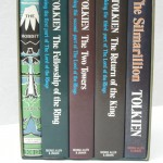 Tolkien Books Box Set