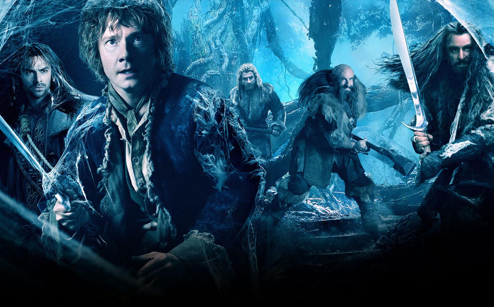 Le Seigneur des Anneaux / The Hobbit #3 Bg_NiZme