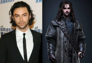 02 - Aidan Turner as Kili
