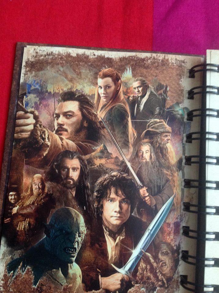 Le Seigneur des Anneaux / The Hobbit #3 04