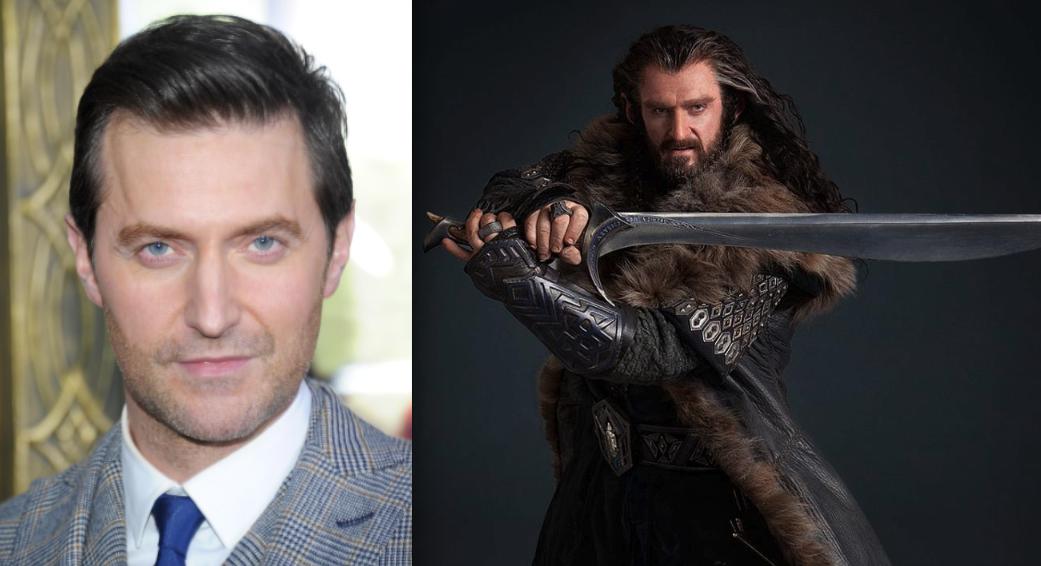 13 - Richard Armitage as Thorin Oakenshield