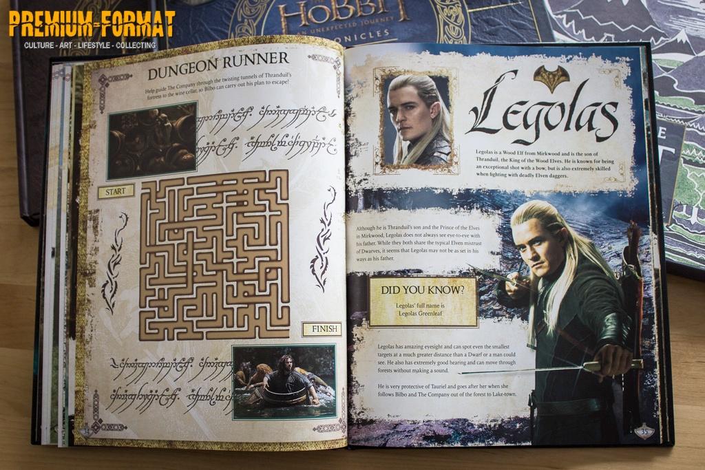 Le Seigneur des Anneaux / The Hobbit #3 The-Hobbit-The-Desolation-of-Smaug-Annual-2014-2443