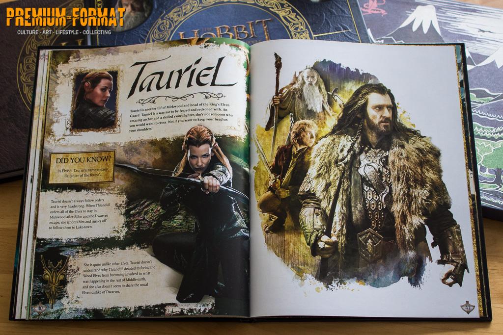 Le Seigneur des Anneaux / The Hobbit #3 The-Hobbit-The-Desolation-of-Smaug-Annual-2014-2446