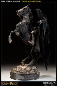 The Nazgul on steed statue from Sideshow Collectibles