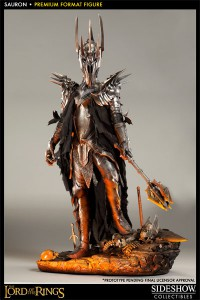 Sauron Statue from Sideshow Collectibles
