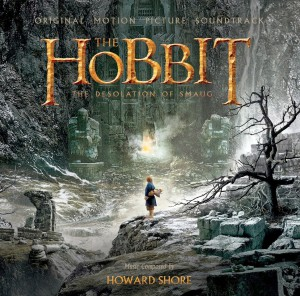 Desolation of Smaug standard edition soundtrack