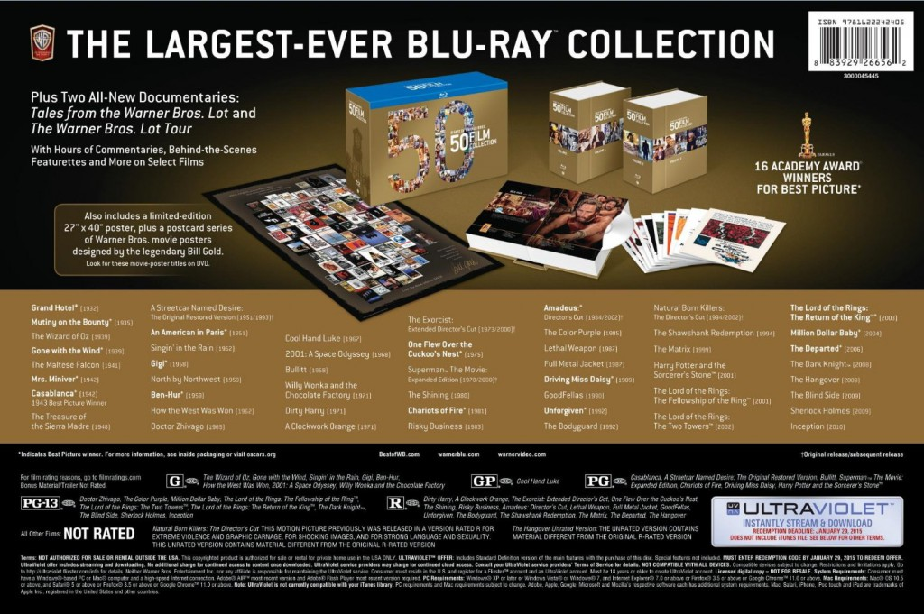AmazonTop50Blu-RayCollection