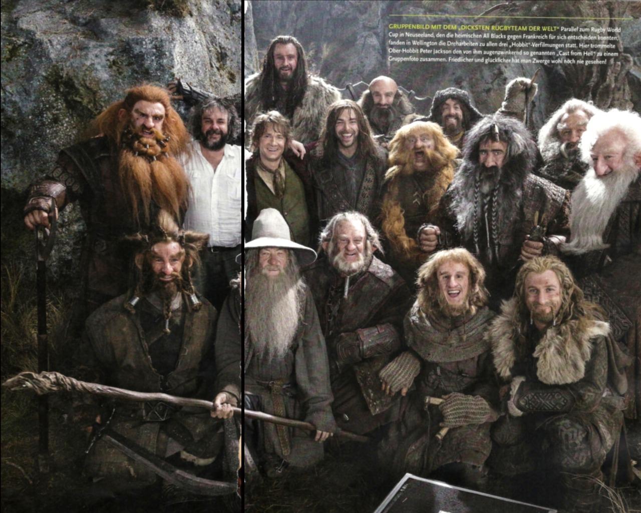 ... prologues: CINEMA Magazine offers a peek at The Desolation of Smaug Necromancer Hobbit Desolation Of Smaug