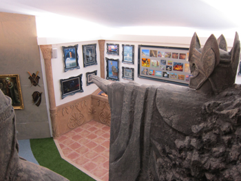 Greisinger Museum, Argonath room 2