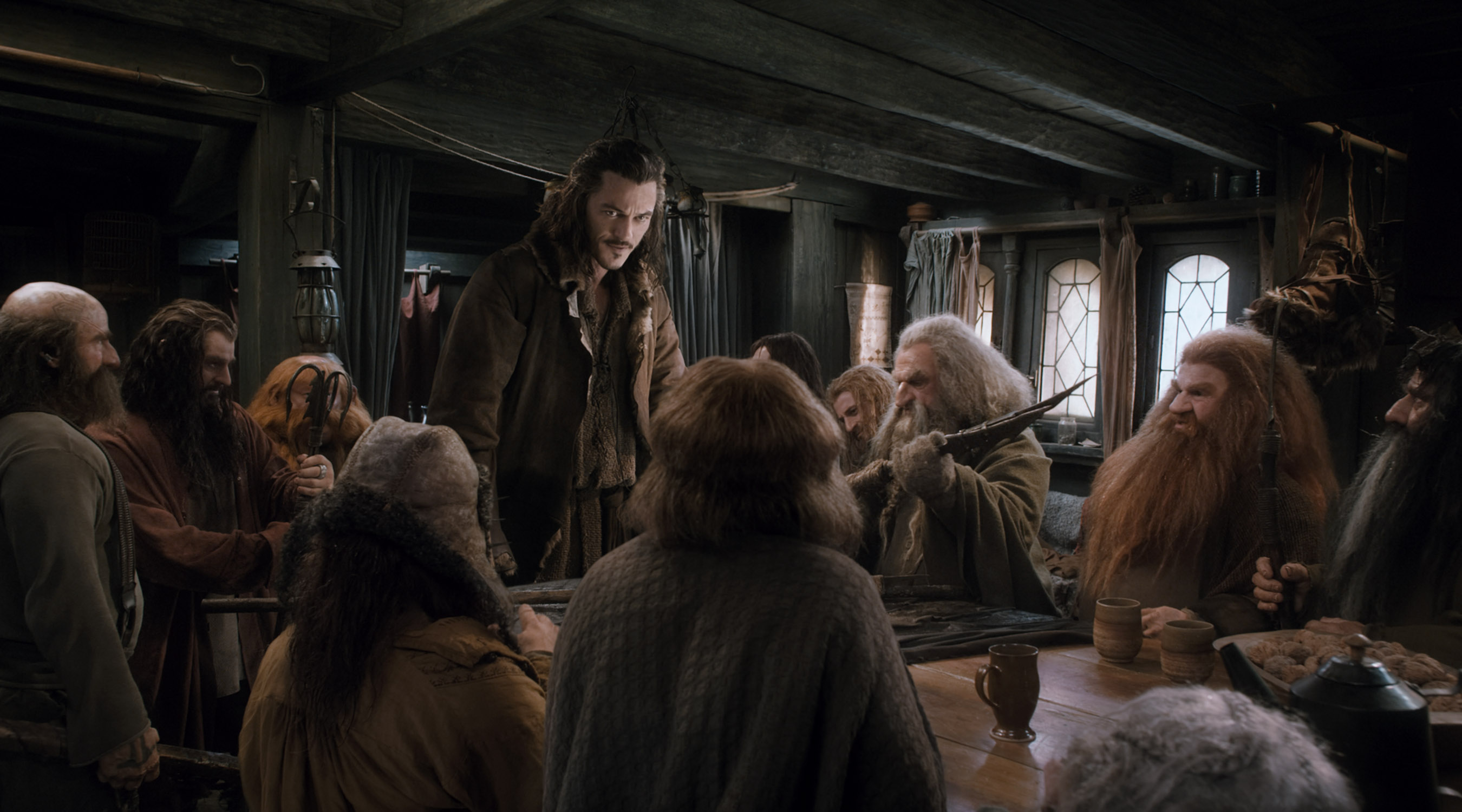 The hobbit the desolation of smaug dwarves