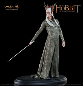 King Thranduil Staute from Weta Workshop