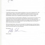 letter from sir peter jackson_s
