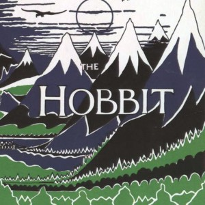 Hobbit Book Art