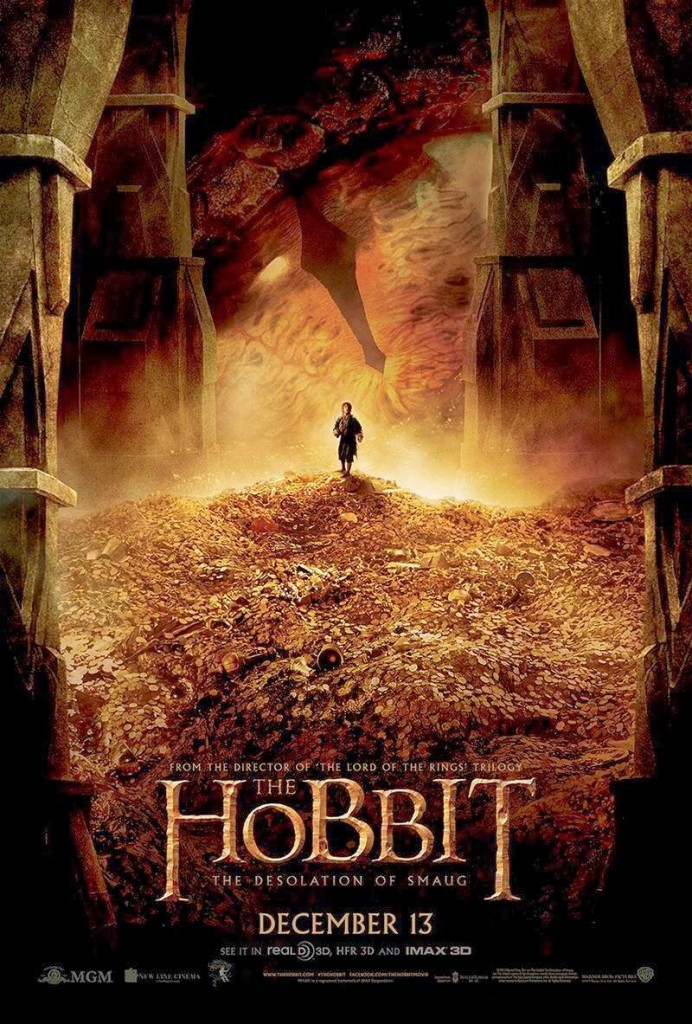 Hobbit Desolation of Smaug Poster