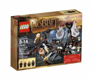 Lego Escape from Mirkwood Set