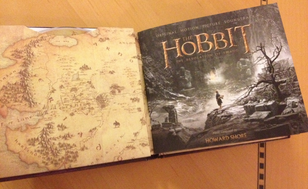 the desolation of smaug special edition soundtrack