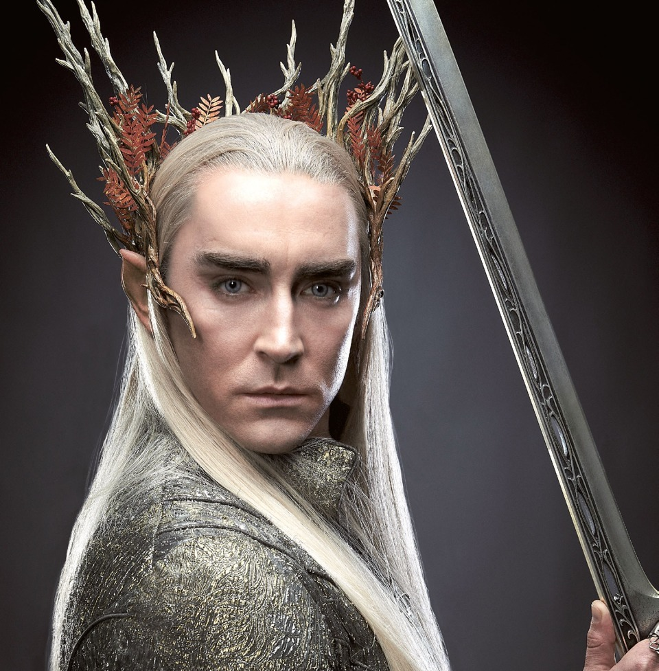 The many faces of Thranduil   Hobbit Movie News and Rumors ...