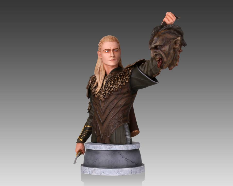 Collecting The Precious Gentle Giants Legolas Greenleaf Mini Bust