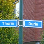 Street Names Thorin Durin