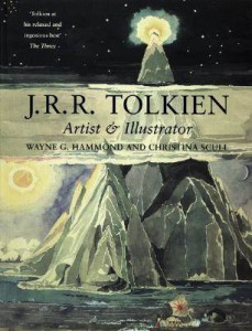 Tolkien Artist & Illustrator book cover