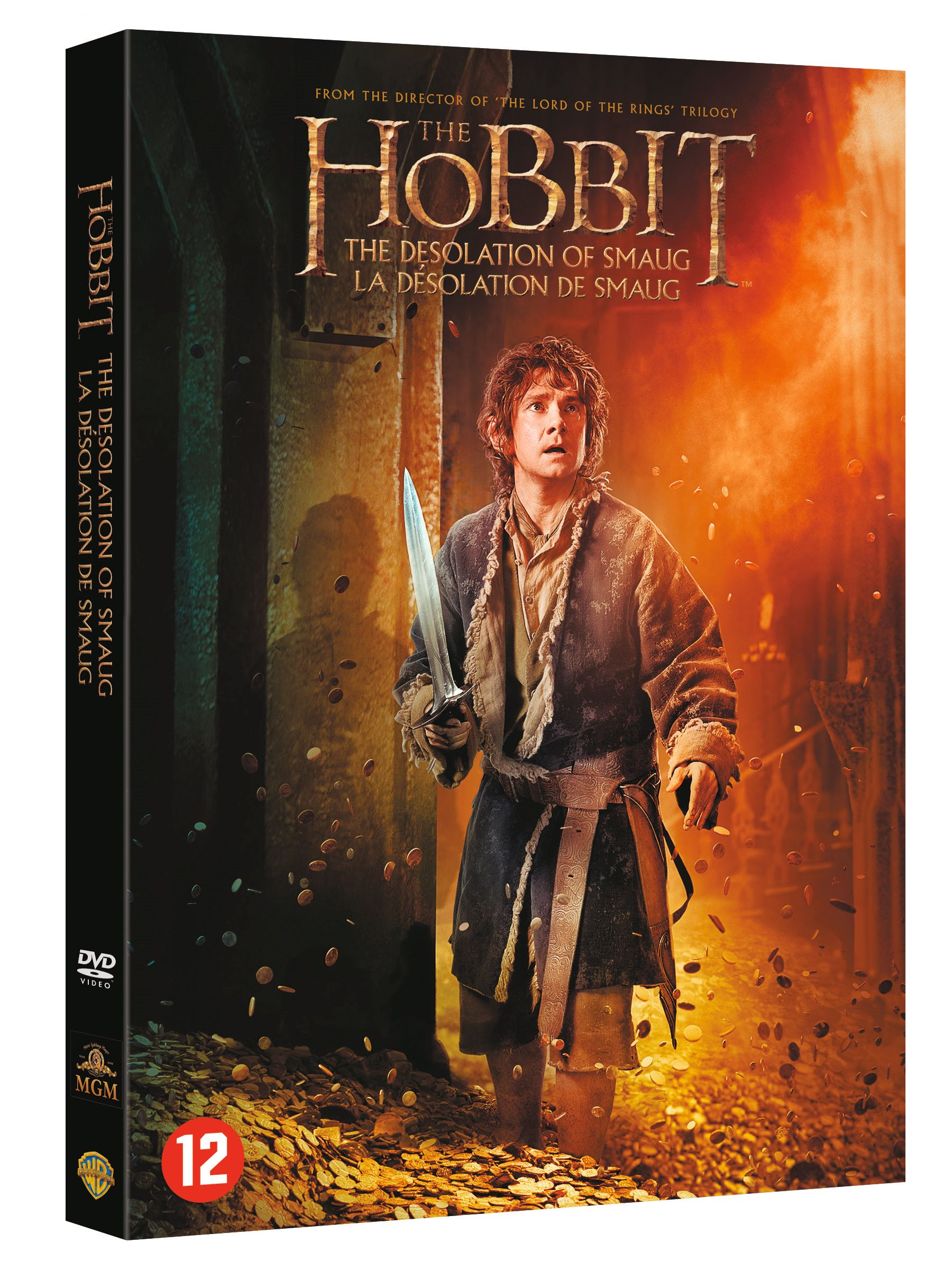 bring home the hobbit: the desolation of smaug and take part in an