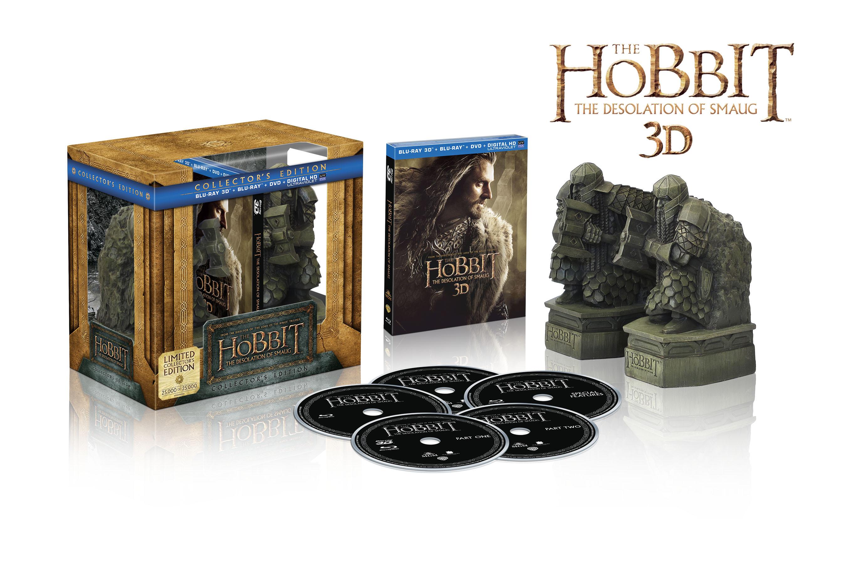 Le Seigneur des Anneaux / The Hobbit #3 DofS-box-set2
