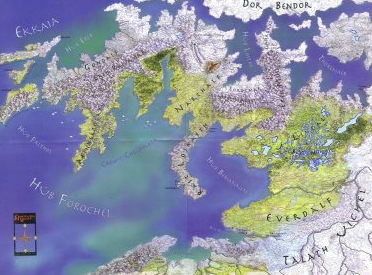 New eagle eye warg eye views of middle earth hobbit movie news jrr tolkien changed fantasy books and publishing forever with his inclusion of maps of middle earth one of the staples of world building fantasy novels gumiabroncs Gallery