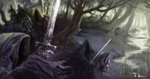 Hunt for Ring Marc Holmes-Nazgul