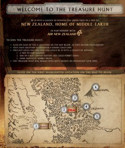 HobbitTreasureHunt