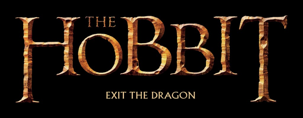 THE HOBBIT - TABA EXIT THE DRAGON