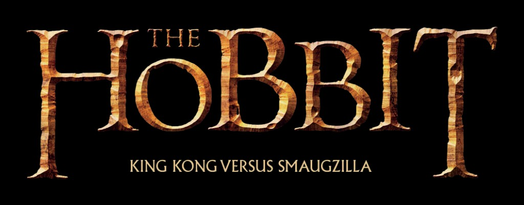 THE HOBBIT - TABA KONG VS SMAUGZILLA
