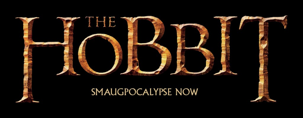 THE HOBBIT - TABA SMAUGPOCALYPSE NOW