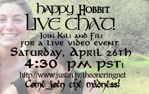 live event april