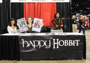 HH booth