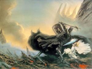 MorgothAndFingolfin