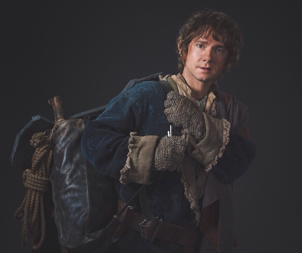 Bilbo's coming down the mountain | Hobbit Movie News and ...