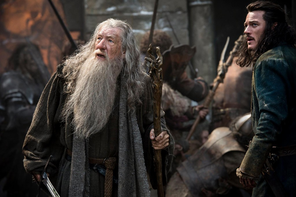 Gandalf and Bard