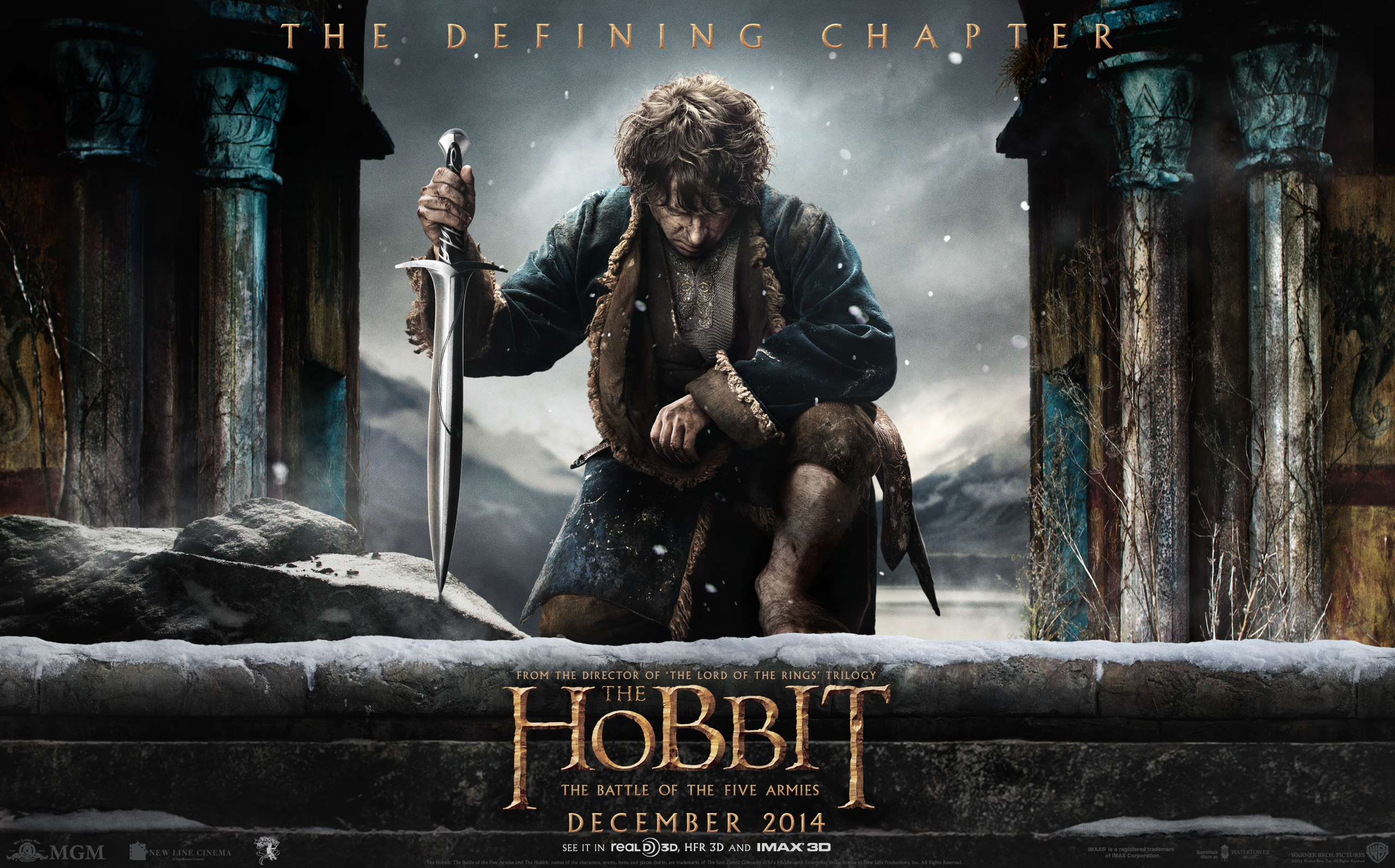 Signs point to November 6 for The Hobbit: The Battle of ...