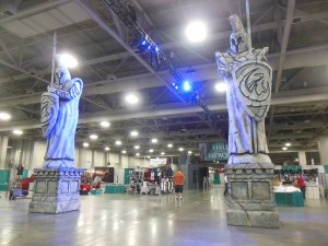 Welcome sentinels
